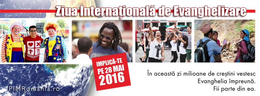 Ziua Internationala de Evanghelizare